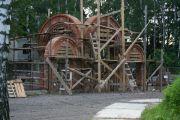 Ворота, август 2008 г.