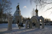 Храмовый комплекс, февраль 2010 г.