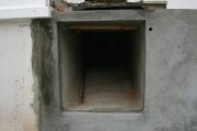 Вентиляционная шахта, сентябрь 2011 г.