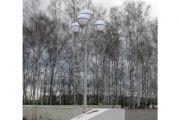 Первые фонари, октябрь 2012 г.