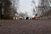 Дорога к храму, ноябрь 2013 г..