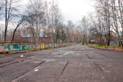 Новая парковка, ноябрь 2013 г.