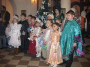 Учащиеся  Воскресной школы подготовили праздник