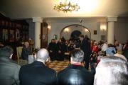 Лекция Алексея Ильича Осипова была посвящена духовной жизни христианина