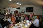 Поют учащиеся Воскресной школы