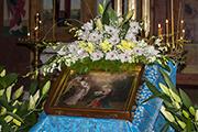 Благовещение Пресвятой Владычицы нашей Богородицы и Приснодевы Марии