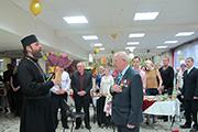 Поздравление с 75-летием Владислава Павловича Быкова