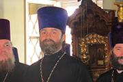 Патриаршая награда вручена протоиерею Георгию Болгарскому