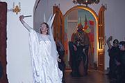 Спектакль Воскресной школы