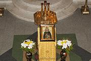 Праздничное убранство храма
