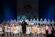 Детский хор Донской церкви