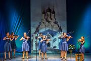 Ансамбль скрипачей Музыкальной школы г. Мытищи