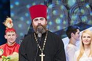 Настоятель Никольского храма о. Георгий