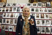 Благодарственный молебен Господу Богу за дарование Победы в Великой Отечественной войне 10 мая пришли ветераны