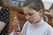 Поездка Воскресной школы в Федоскино