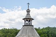 Святые ворота паломнического центра