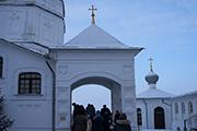 Согласно жизнеописанию, Никита был раскаявшимся грешником и жил в монашеской обители в смирении и молитве.