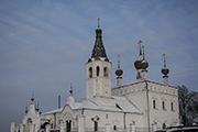Храм Иоанна Златоуста в селе Годеново.