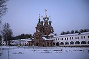 Николо-Сольбинский монастырь.