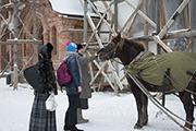 Монастырская лошадка.