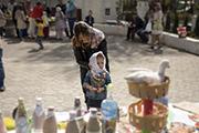 Пасхальная благотворительная ярмарка