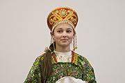 Настя Карасева - умница и красавица.