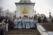 На Руси всегда с благоговением относились к празднику Благовещения. С этого дня начали сбываться пророчества Ветхого Завета.