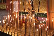 Все мы когда-то испытываем потребность ставить свечу за упокой своих близких и родных людей.