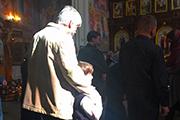 Обет трезвости в день Усекновения главы Иоанна Предтечи
