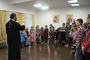 Начало нового учебного года в Воскресной школе