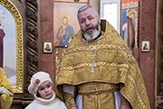 Величаем тя, святая мученице Татиано, и чтим честная страдания твоя, яже за Христа претерпела еси