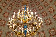 Этот зал позволяет получить представление об эстетике эпохи, социальном и правовом статусе дворянина.