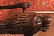 Мебель выполнена по эскизам Васнецова.