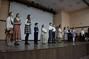 В гостях в Сергиево-Посадском доме-интернате